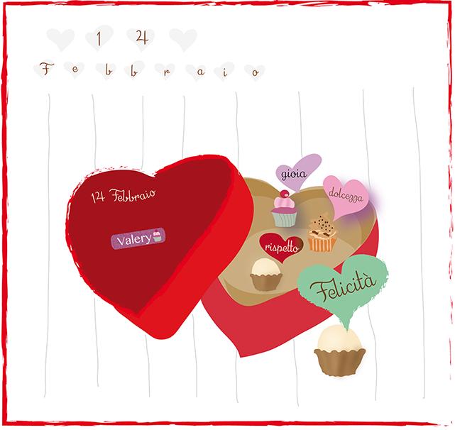 San Valentino…e non solo!