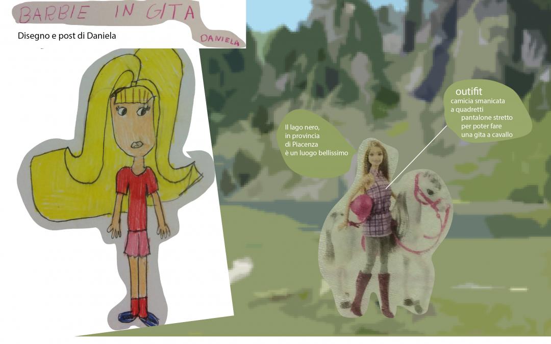 Gli outfit di Barbie