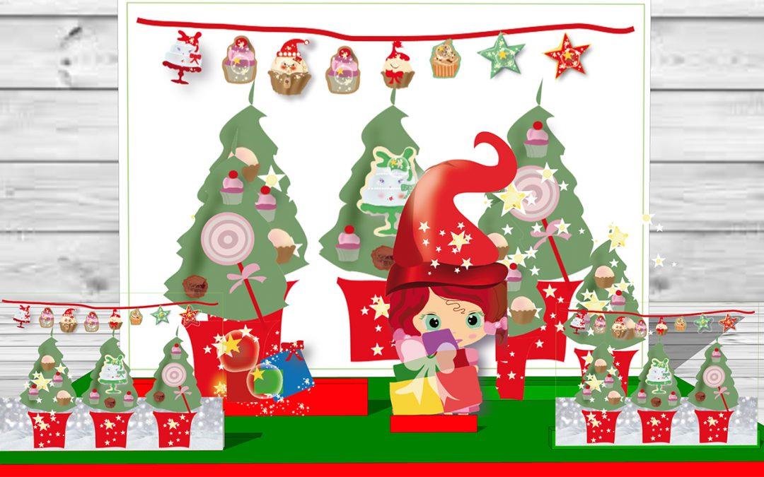 Natale pop up!