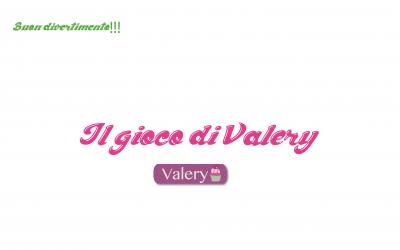 Gioco da tavolo di Valery