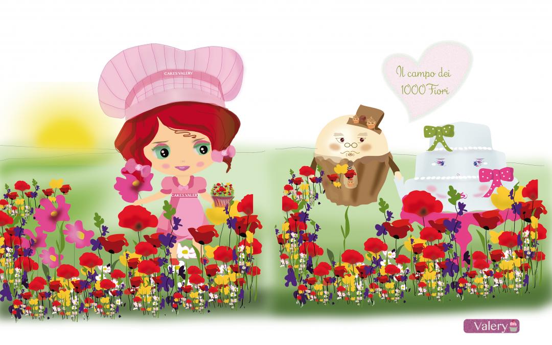 Il campo dei 1000 fiori